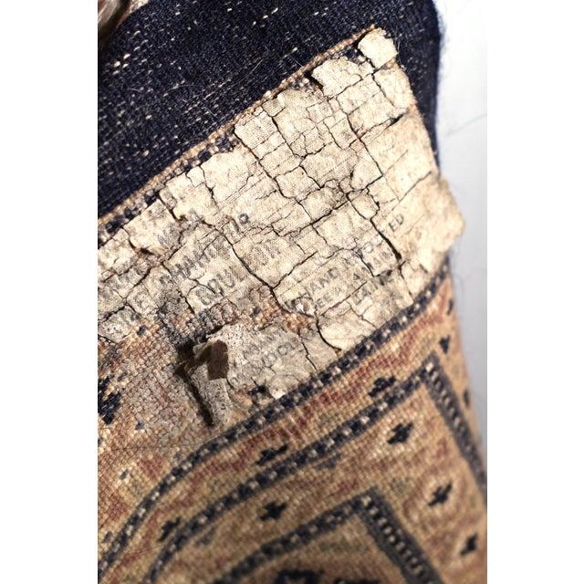 Jaldar Pakistani Wool & Cotton Rug - 2′6″ × 3′ - Image 3 of 4