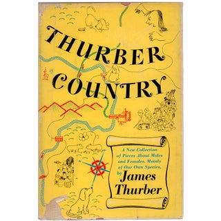 """""""Thurber Country"""" by James Thurber"""