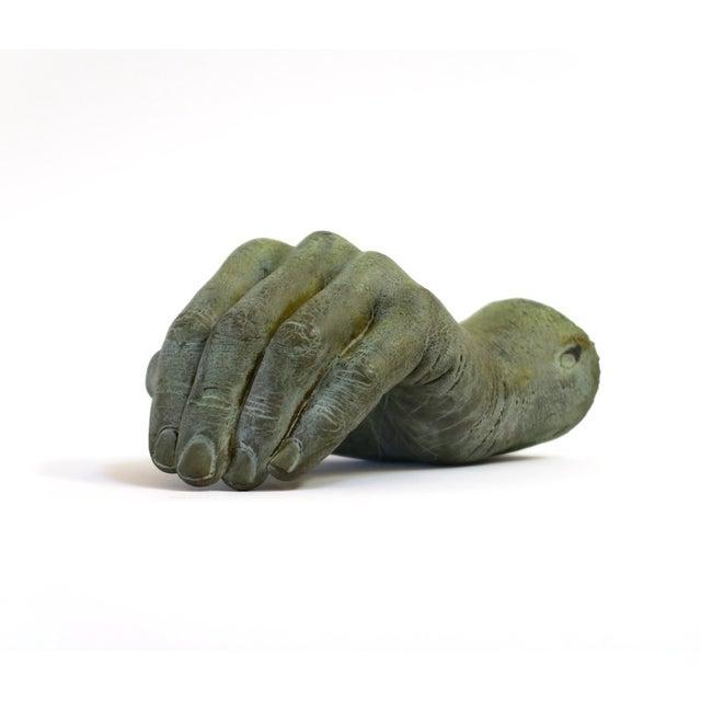 Ceramic Cast Hand - Image 2 of 5
