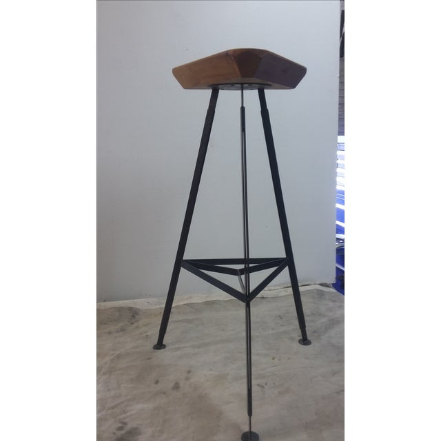 Image of Delta Steel & Pine Stool