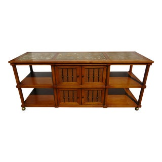 Tomlinson Console Table / Console Etagere Cabinet