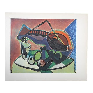 Vintage Picasso Lithograph II