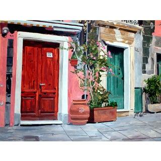 Doors in Italy Giclee Print