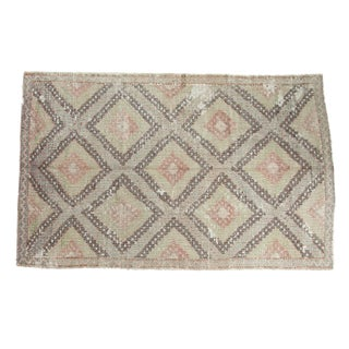 "Vintage Jijim Carpet - 6'1"" X 9'8"""