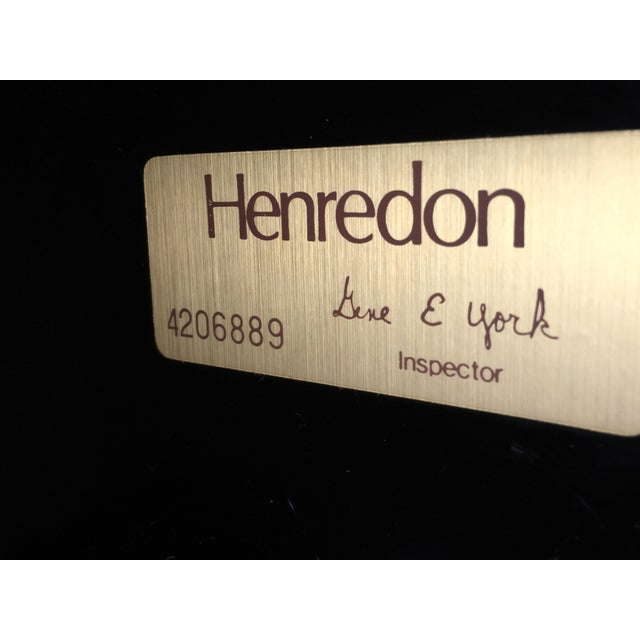 Image of Henredon Scene 3 Console Table