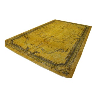 "Oriental Turkish Wool Rug - 6'1"" x 10'1"""