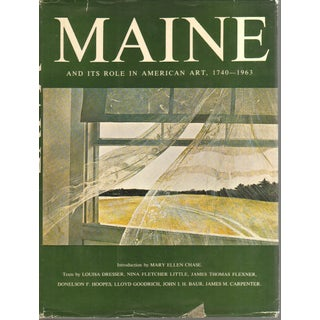 Maine and Its Role in American Art, 1740-1963