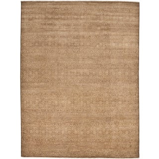 """Indian Hand Knotted Rug - 9'2""""x 12'"""