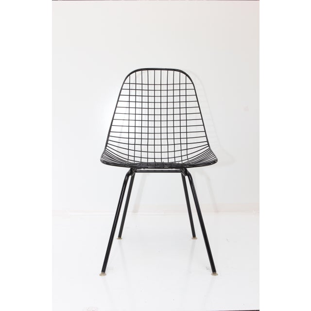 Herman Miller Wire Side Chair - Image 2 of 10