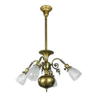 R. Williams & Co. Colonial Light Fixture (4-Light)