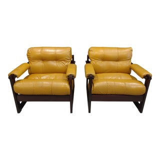Percival Lafer S1 Chairs - a Pair
