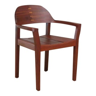 Xiloa Solid Wood Chair