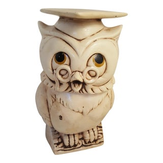 Twin Winton Wise Owl Cookie Jar