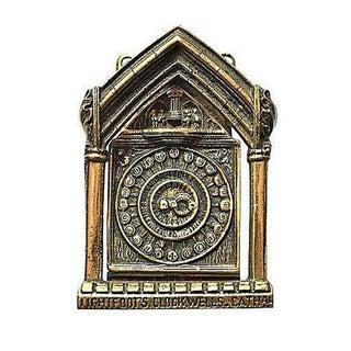 Medieval Clock Door Knocker