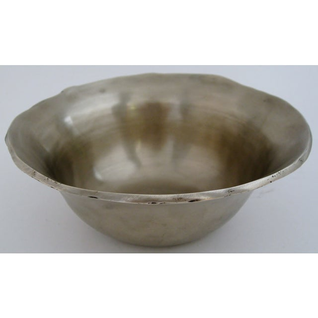 Image of Decorative Bronze Bowl