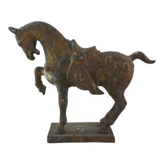 Tang Dynasty Horse Statue