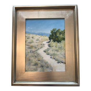 """""""Meandering Across the Mesa"""" Oil Painting"""