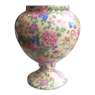 Royal Winton English Chintz Vase