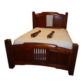 Thomasville Queen Size Cherry Bed