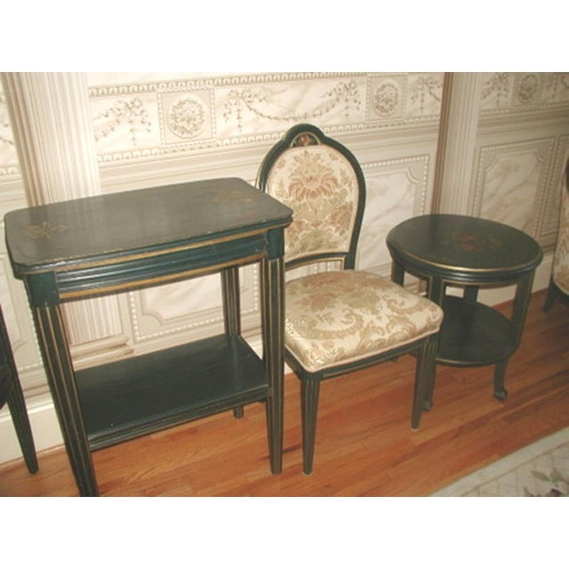 Rectangular 18th Century Italy Parlor Side Table - Image 3 of 4
