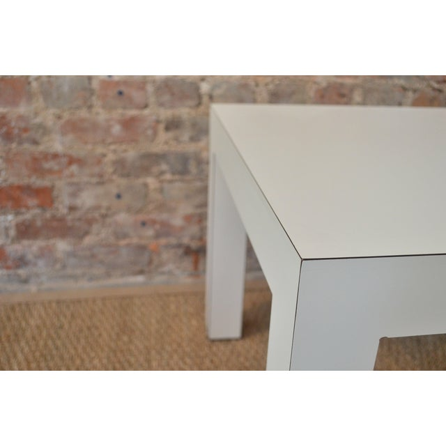 Vintage Parsons Side Table - Image 5 of 5