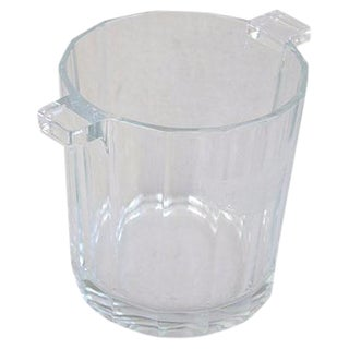 Crystal Glass Moet Chandon Bottle Bucket Chiller