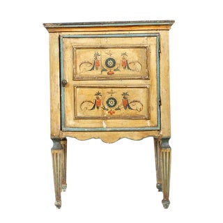 Late 18th C.or Early 19th C. Painted Italian Table