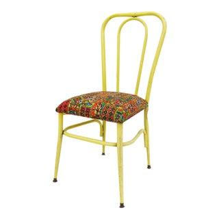 1960s Thonet Yellow Chair