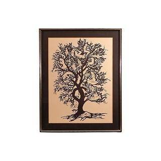 Tree of Life Lithograph Print