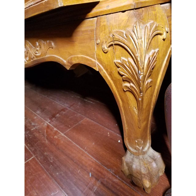 Vintage Southeast Asian Cabinet/Armoire - Image 8 of 11