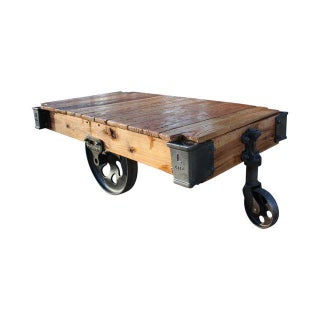 Lineberry Furniture Cart / Coffee Table