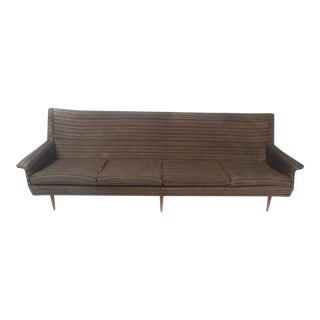 Impressive Mid-Century Modern Sofa by Milo Baughman for Thayer Coggin
