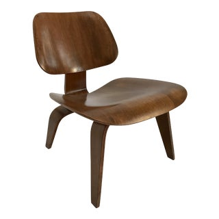 Vintage Eames LCW for Herman Miller