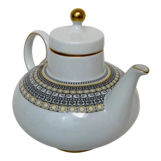 Argentinian Porcelain Teapot