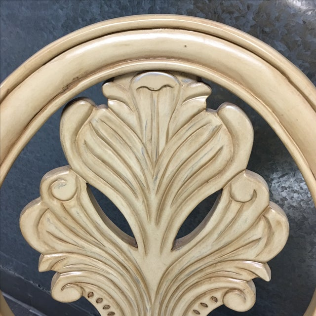 Classical-Style Side Chairs- A Pair - Image 6 of 10