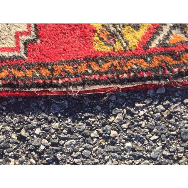 "Anatolian Persian Rug, 1'5"" x 3'3"" - Image 9 of 9"