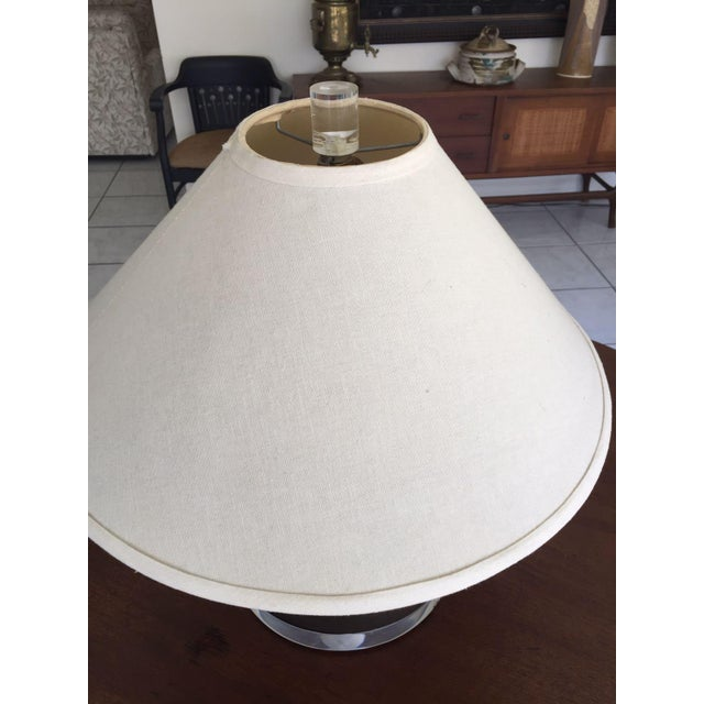 Mid-Century Squat Table Lamp - Image 6 of 6