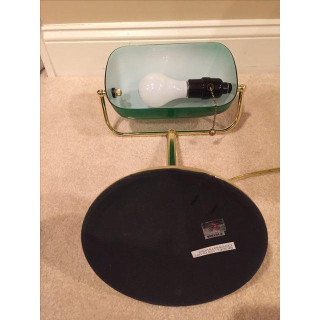 Retro Inspired Brass Desk Lamp - Image 7 of 7