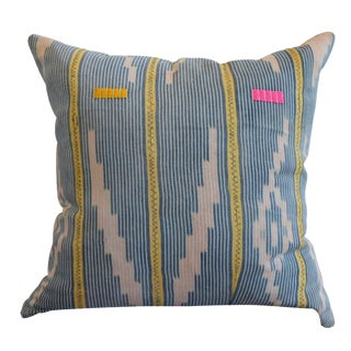 African Baoule Pillow