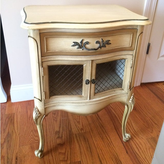 French Provincial Nightstand - Image 2 of 8