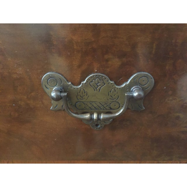 Antique Georgian Style Chest - Image 5 of 9