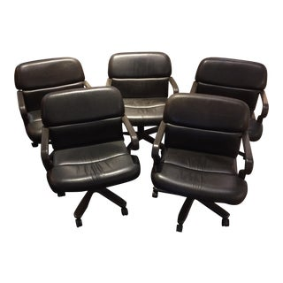 Knoll Humana Office Chairs - Set of 5