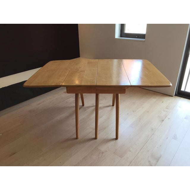 Heywood Wakefield Dining Room Table With Extensions