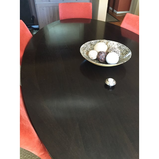 Christian Liaigre Oval Dining Table - Image 2 of 4