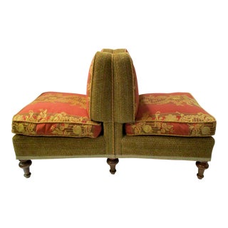 Tete-a-Tete Chair Settee