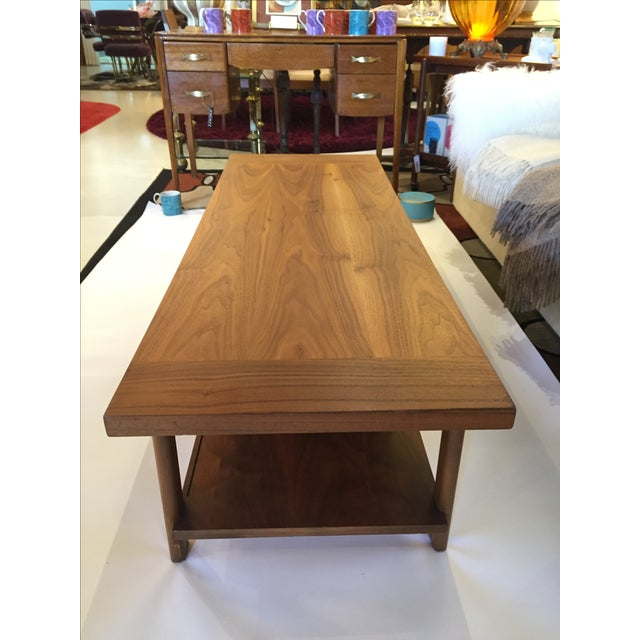 Lane Sliding Door Coffee Table