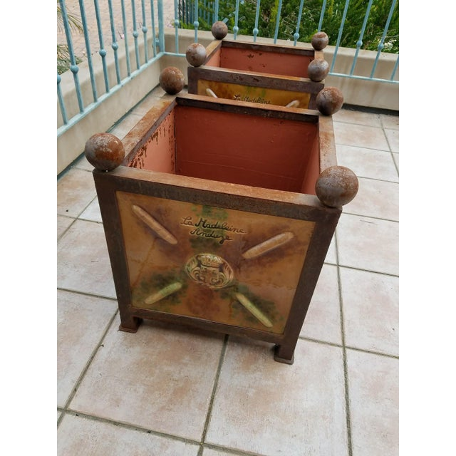 French Anduze Garden Planters - A Pair - Image 6 of 9