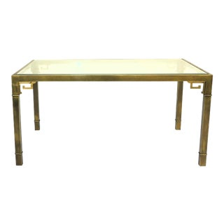 Mastercraft Greek Key Dining Table