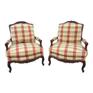 Sherrill Traditional Accent Chairs - A Pair