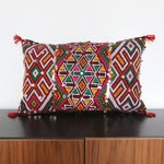 Image of Handcrafted Moroccan Kilim Pillow IV